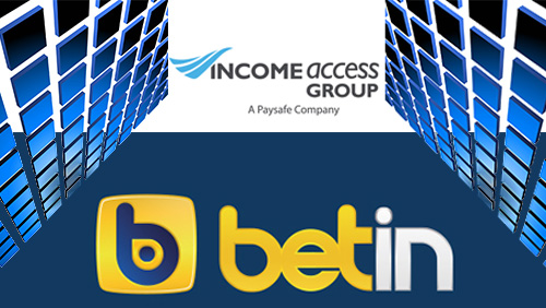 Betin launches new affiliate programme with Income Access