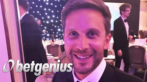 Betgenius names Matt Stephenson as Managing Director