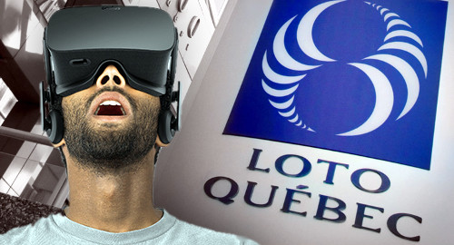 Loto-Quebec using virtual reality to prep prize winners for fallout