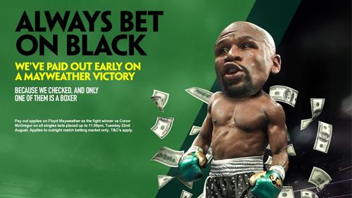 Paddy Power under fire over 'always bet on black' tweet