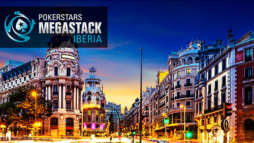 Pokerstars Megastack expands into Spain and Portugal