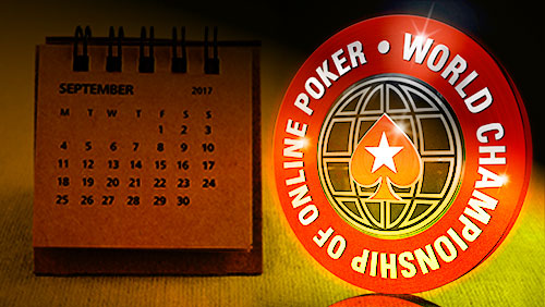 PokerStars release WCOOP schedule; Ike Haxton fires off a volley