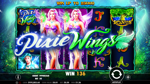 Pragmatic Play takes flight with Pixie Wings slot game