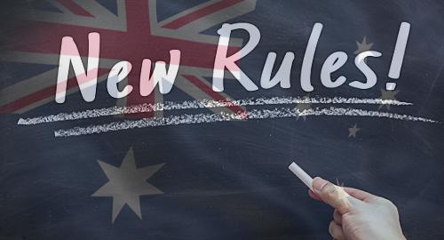 Australian online bookies face new taxes, bonus restrictions
