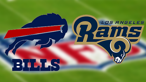 Bills, Rams have lines move in their favor for week 1 of NFL season