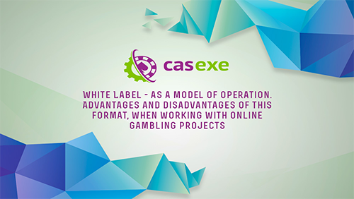 CASEXE summarized the results of its White Label webinar