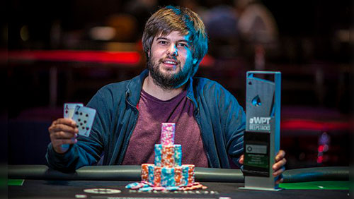 Lopes wins WPTDeepStacks Portugal; Cristos in shot clock reversal