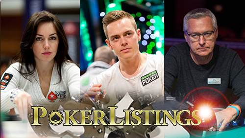 PokerListings announce 2017 Spirit of Poker award winners