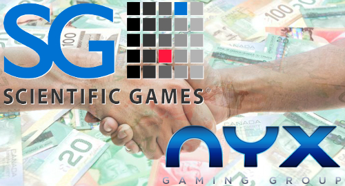 Scientific Games to acquire NYX Gaming Group for C$775m