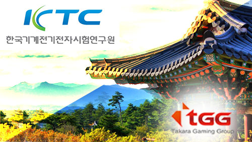 TGG expands asian gaming market share with Korea KTC approval