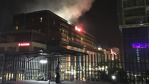 Traffic back in Resorts World Manila after June arson attack