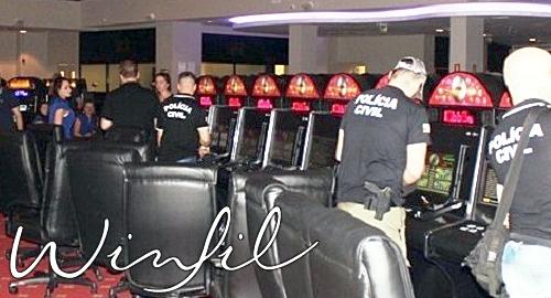 Brazil police raid Winfil casino for offering real-money gambling