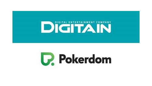 Digitain rolls out Pokerdom sportsbook