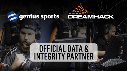 Genius Sports and DreamHack sign major data rights and integrity partnership