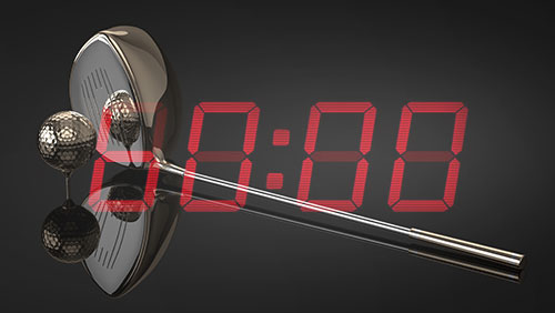 Golf shot clock to shave 45-minutes off a round