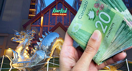 Great Canadian Gaming reacts to River Rock money laundering talk