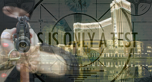 Macau casino ops to stage terror attack drills to test response