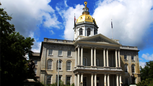 New Hampshire online gambling bill springs to life