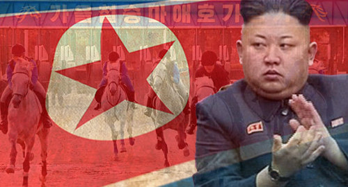 Cash-strapped North Korea okays horserace betting