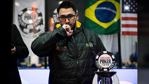 South American poker news: Zeus wins WSOPC Brazil; WPT move to Argentina
