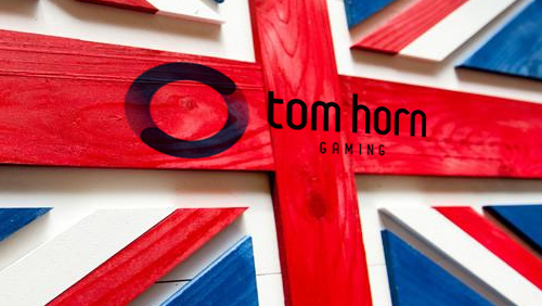 Tom Horn Gaming granted UK licence