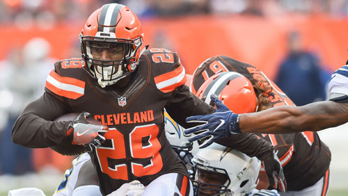 Winless Browns in pick'em matchup as NFL week 5 odds hit board
