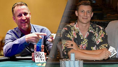 WSOP news: Joseph Gotlieb and Anton Wigg pick up titles at the Hard Rock