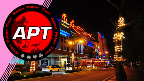 APT inks Resorts World & Geutebruck deals; Raine and Abrams win trophies