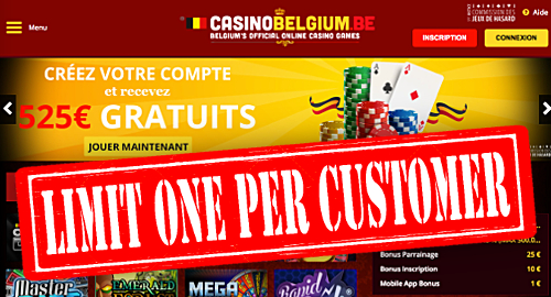 Belgian court rules online gambling sites can't offer more than one product from same URL