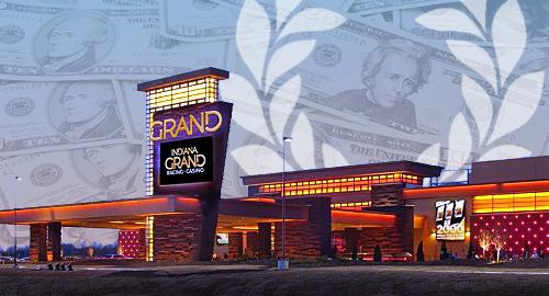 Report: Caesars to spend $1b acquiring Centaur Indiana casinos