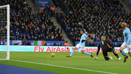 EPL Review Wk 12: Man City extend unbeaten run to 16 games