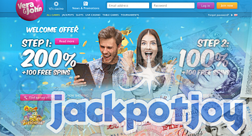 Jackpotjoy narrows losses as Vera&John online casino shines
