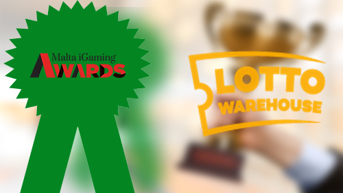 Lotto Warehouse named Lottery Product of the Year