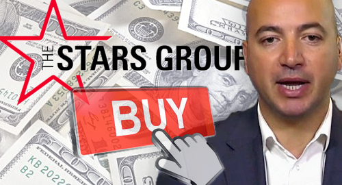 The Stars Group seeks $2.5b kitty to fund acquisition spree