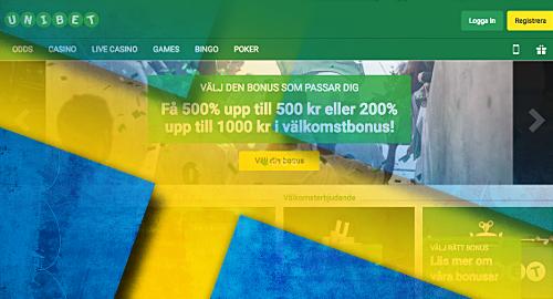 Int'l online operators control 1/4 of Sweden's gambling market