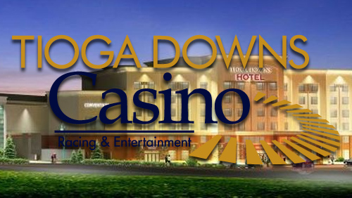 Tioga Downs open hotel, welcome guests