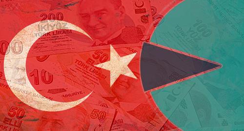 Online gambling is 10.4% of Turkey's total e-commerce