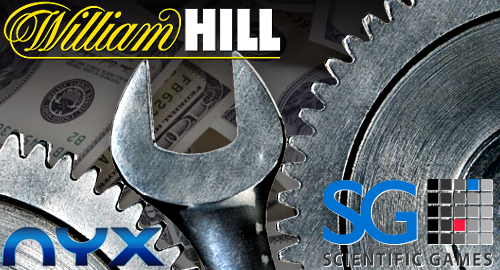 William Hill could scupper Sci-Games' purchase of NYX Gaming