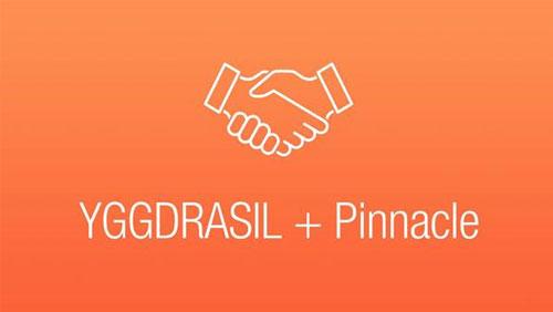 Yggdrasil secures Pinnacle agreement