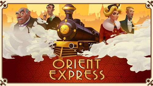 All aboard the Orient Express in Yggdrasil's latest slot