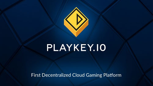 Cloud-Based Gaming Company Playkey Successfully Raises $10.5 million in ICO