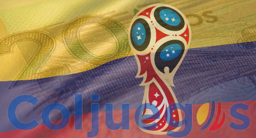 Colombia wants 20 online sites taking World Cup wagers