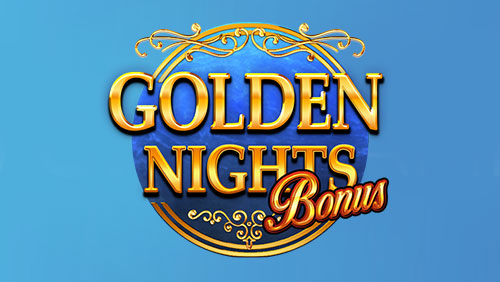 Golden Night jackpot adds weight to ORYX Gaming's Gamomat offering