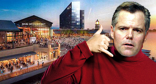 MGM, Connecticut tribes square off for Bridgeport 'discussion'
