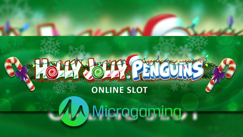 Microgaming's jolly game additions this December