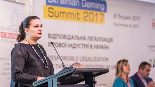 Official post event press release: Ukrainian Gaming Summit 2017