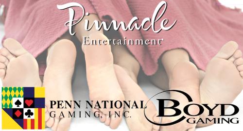 Penn, Pinnacle and Boyd in US regional casino three-way deal