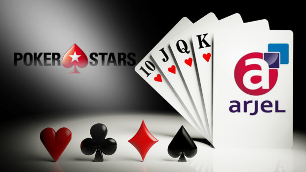 PokerStars become the first to receive shared liquidity licence via ARJEL