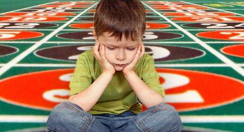 Study suggests childhood stress as problem gambling precursor