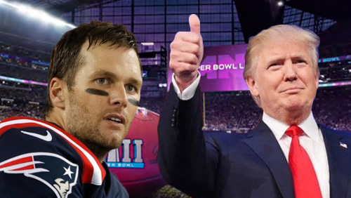From Brady's missing jersey to Trump tweets: Super Bowl LII crazy prop bets